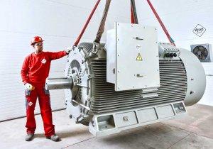 1250kw elektromotor IC411
