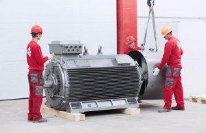 1500kw elektromotor IC416