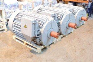 Elektromotor 1N4355Z-4 400kW