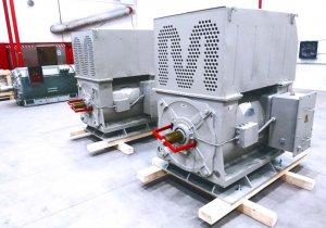 500kw elektromotor