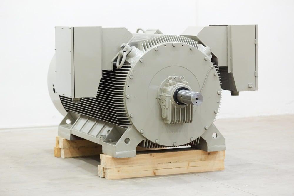 6000V elektromotor