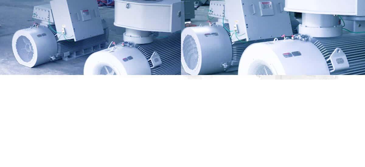 ATEX - NN a VN elektromotory skladem