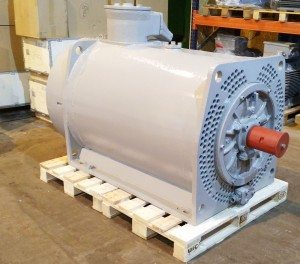 CKD electric motor 250kW
