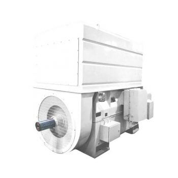 kroužkový VN Elektromotor 1ARS