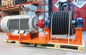 elektromotor 250kw 8pol