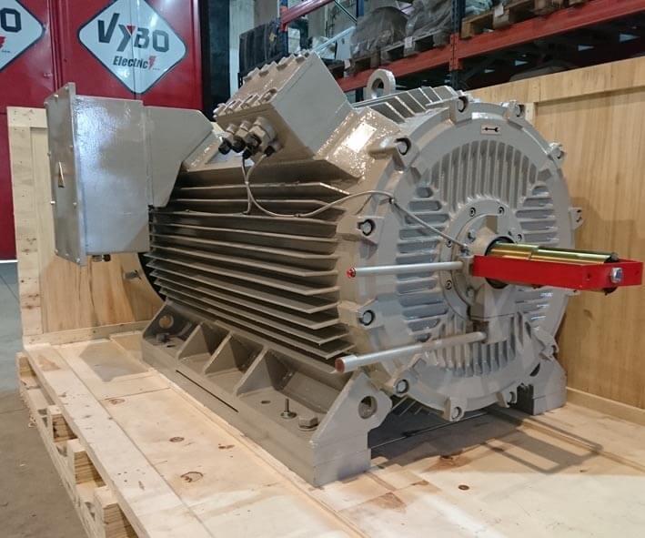elektromotor 560kw