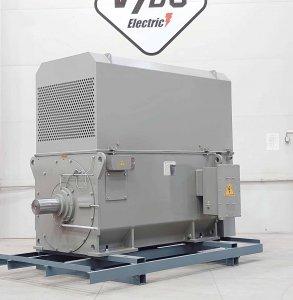 Elektromotor 6000V