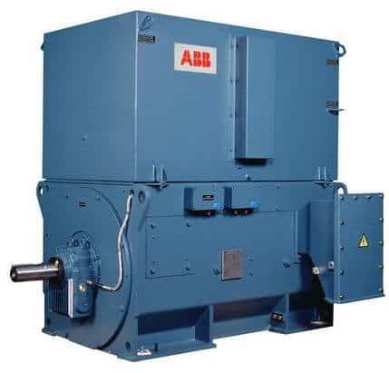 elektromotor ABB HMI