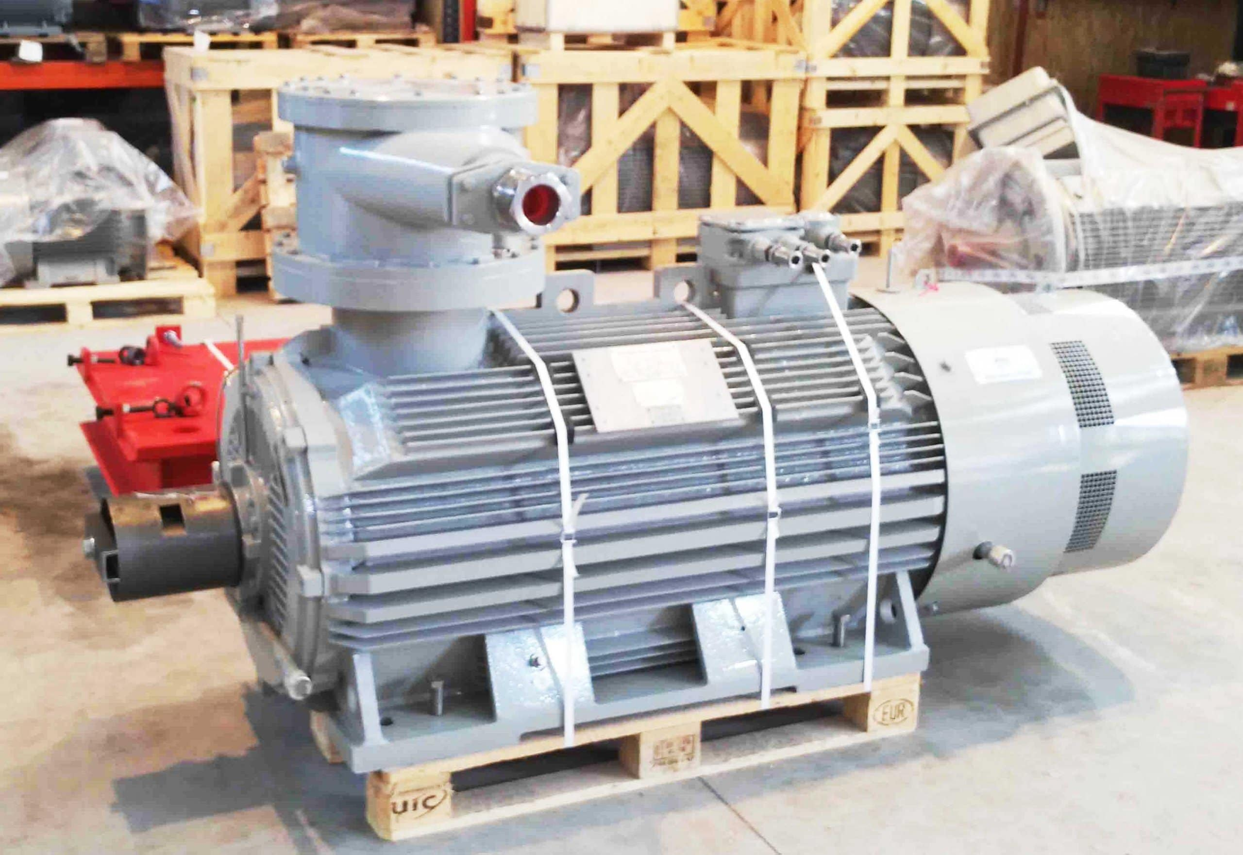 elektromotor H17R 315kw