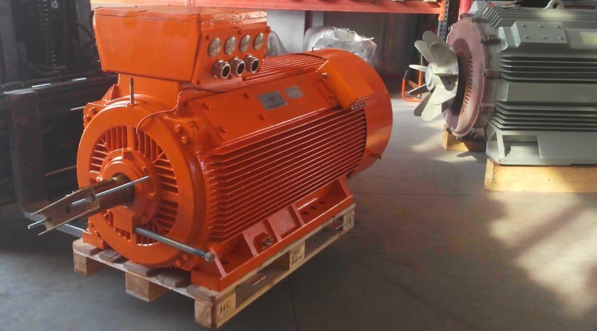 elektromotor N compact 500kw