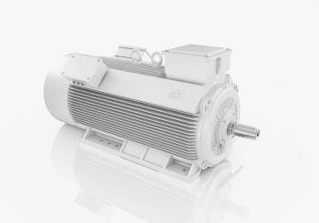 elektromotor VFD