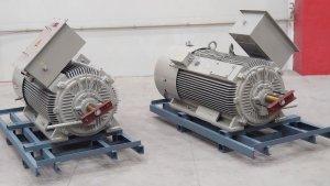Elektromotory 200kW 6kV