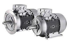 Elektromotory SIEMENS 4kW IMB3 a IMB5
