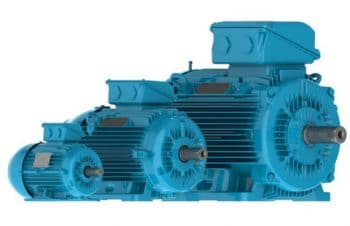 elektromotory WEG IE2