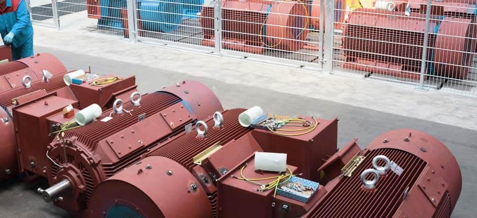 VN elektromotory dostupné skladem