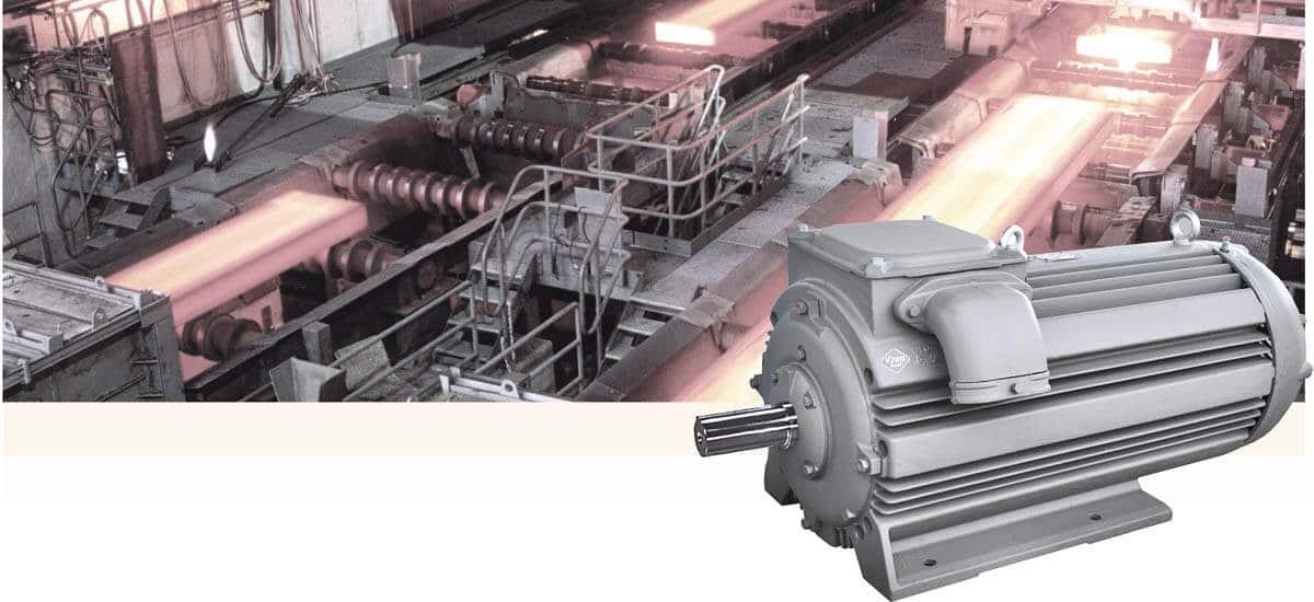 Kroužkové elektromotory P a R skladem