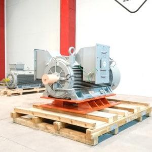 MV motor 315kW