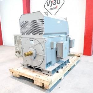 MV slip ring motor 800kW