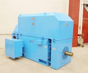 Slip ring motor 11000V