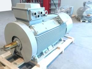 VFD motor 400kW 6pole