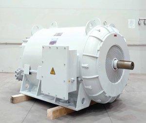 VN Elektromotor 6000V