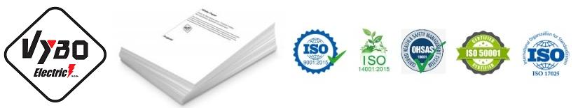 ISO certifikaty