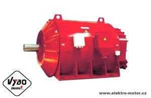 225kW Elektromotor 6000V