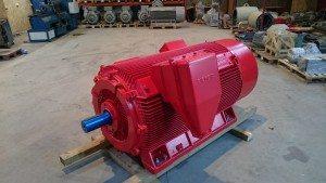 elektromotor H compact 630kW