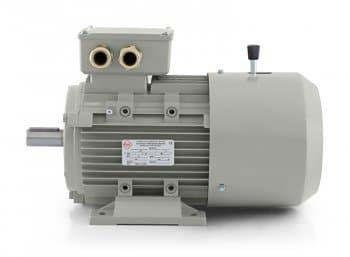 elektromotor s brzdou 0.12kW 4POL