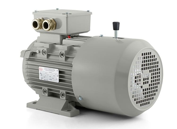elektromotor s brzdou 0.37kW 4POL