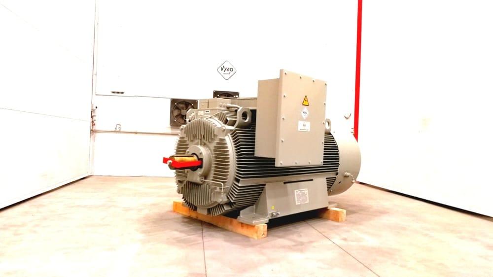 elektromotory 6000V