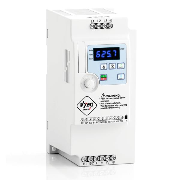 frekvenční měnič 4kw A550