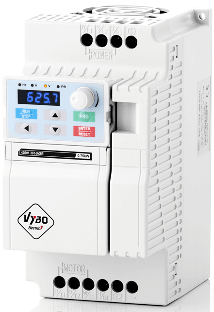 frekvenční měnič 0,4kw V800