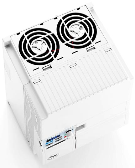 frekvenční měnič 22kw V800