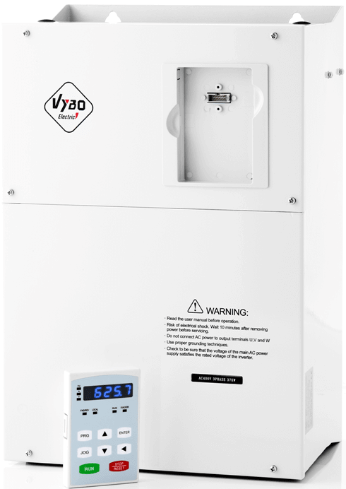 frekvenční měnič 500kw V810