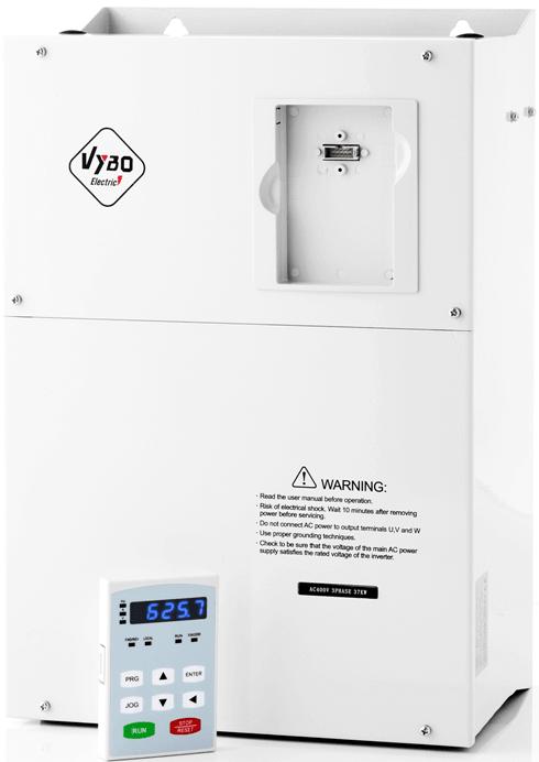 frekvenční měnič 630kw V810