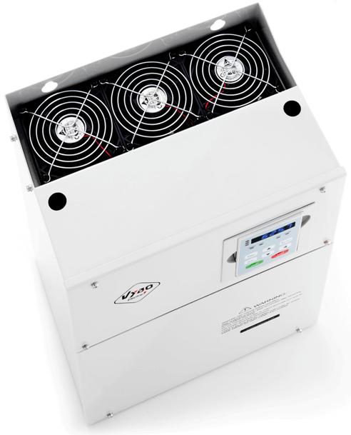frekvenční měnič 90kw V810