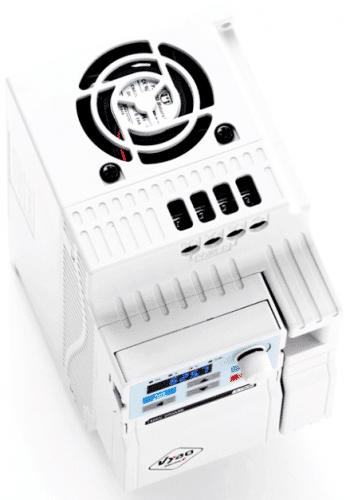 frekvenční měnič vector V800 1,5kW