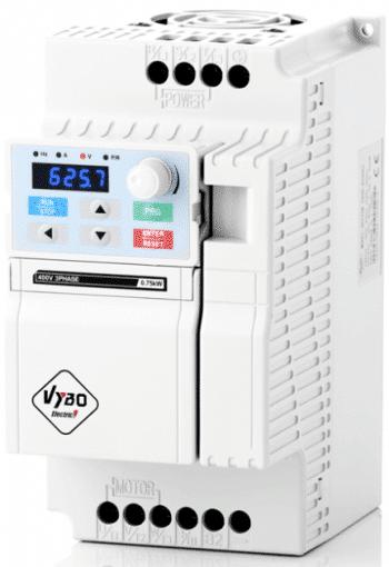frekvenční měnič vector V800 2,2kW
