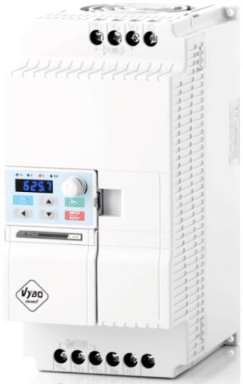 frekvenční měnič VECTOR V800 4kW