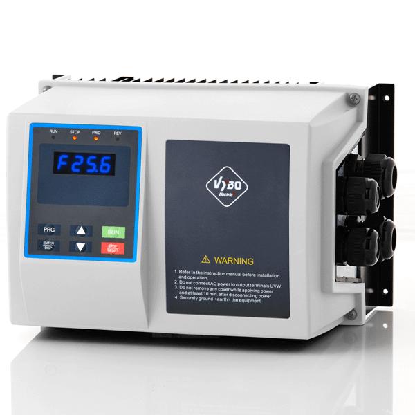 frekvenční měnič 7,5kw X550 IP65