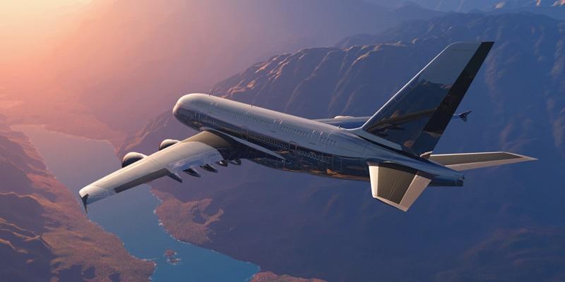 letecka doprava vybo electric