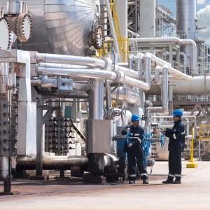 motory pro ropné rafinerie