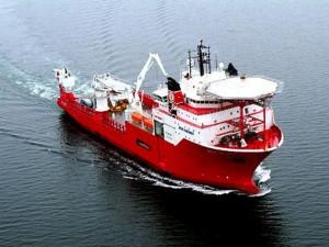 pohon transportní lode