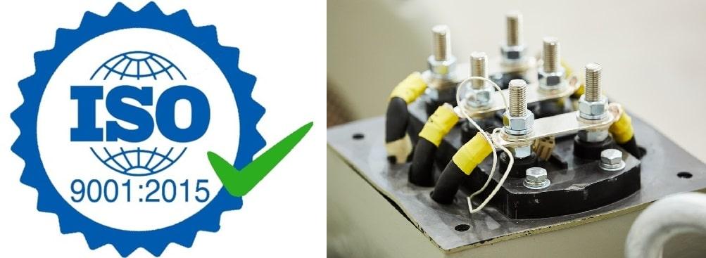 VYBO Electric ISO17025
