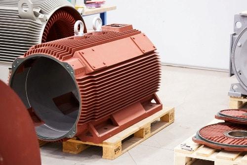 vyroba elektro motoru